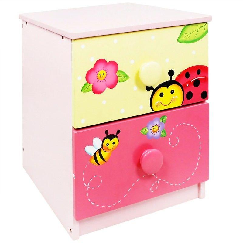 Magic Garden 2 Drawer Cabinet