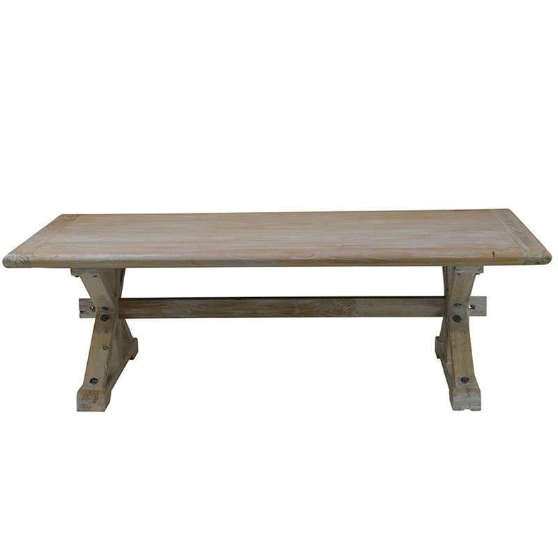 Neriya Reclaimed Elm Timber 150cm Coffee Table