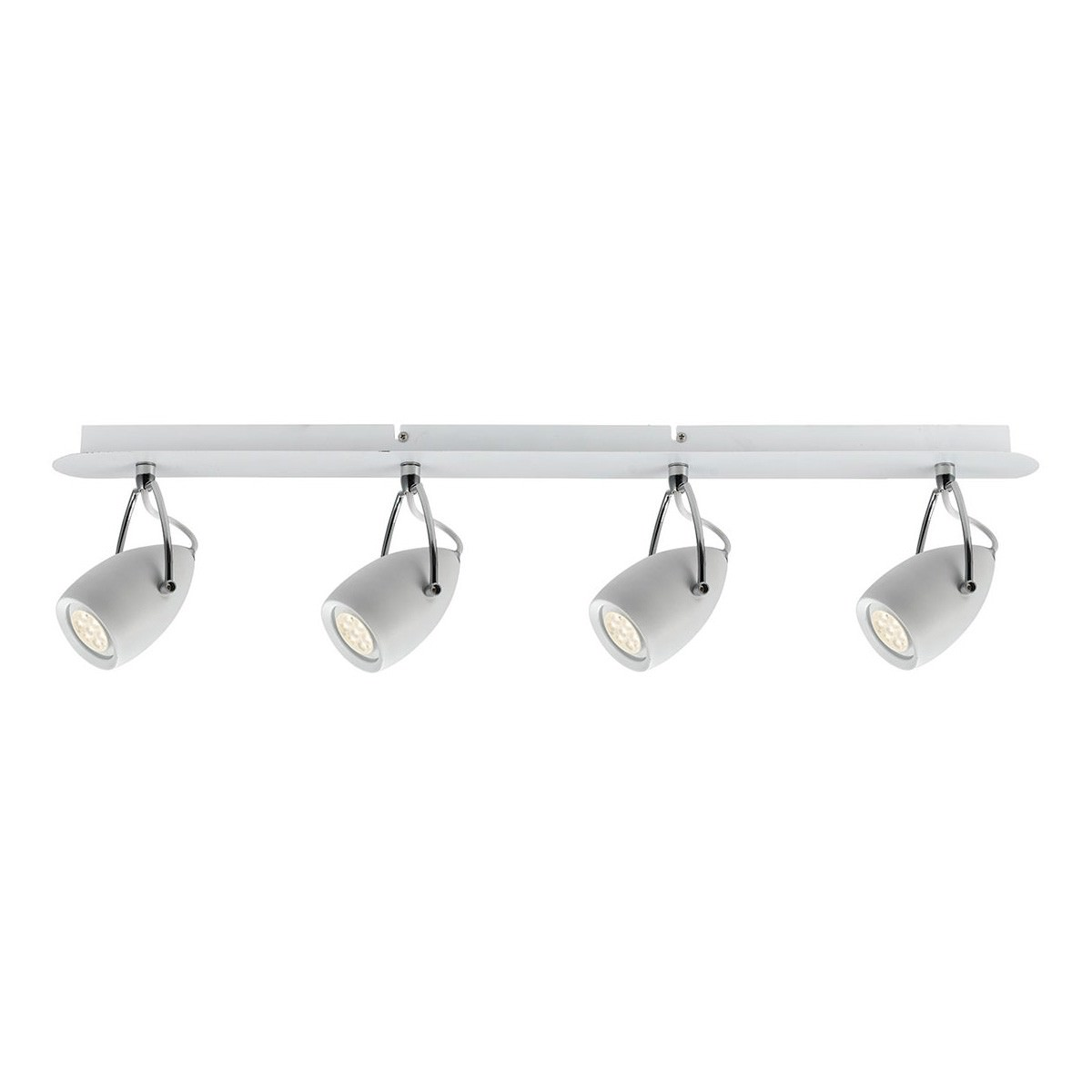 Tolosa LED Spotlight, 4 Light, White