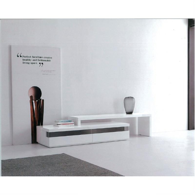 Maze Lowline Unit - White Gloss