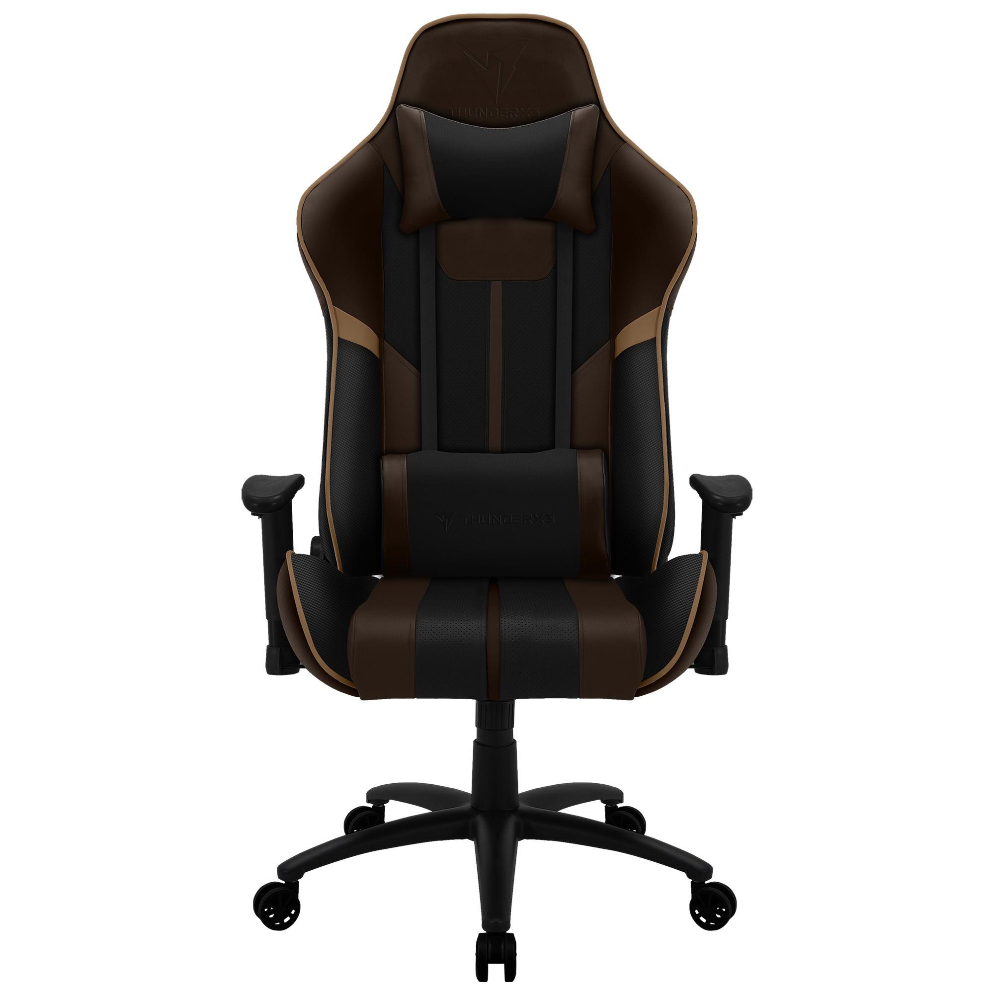 ThunderX3 BC3 Boss Gaming Chair, Black / Coffee
