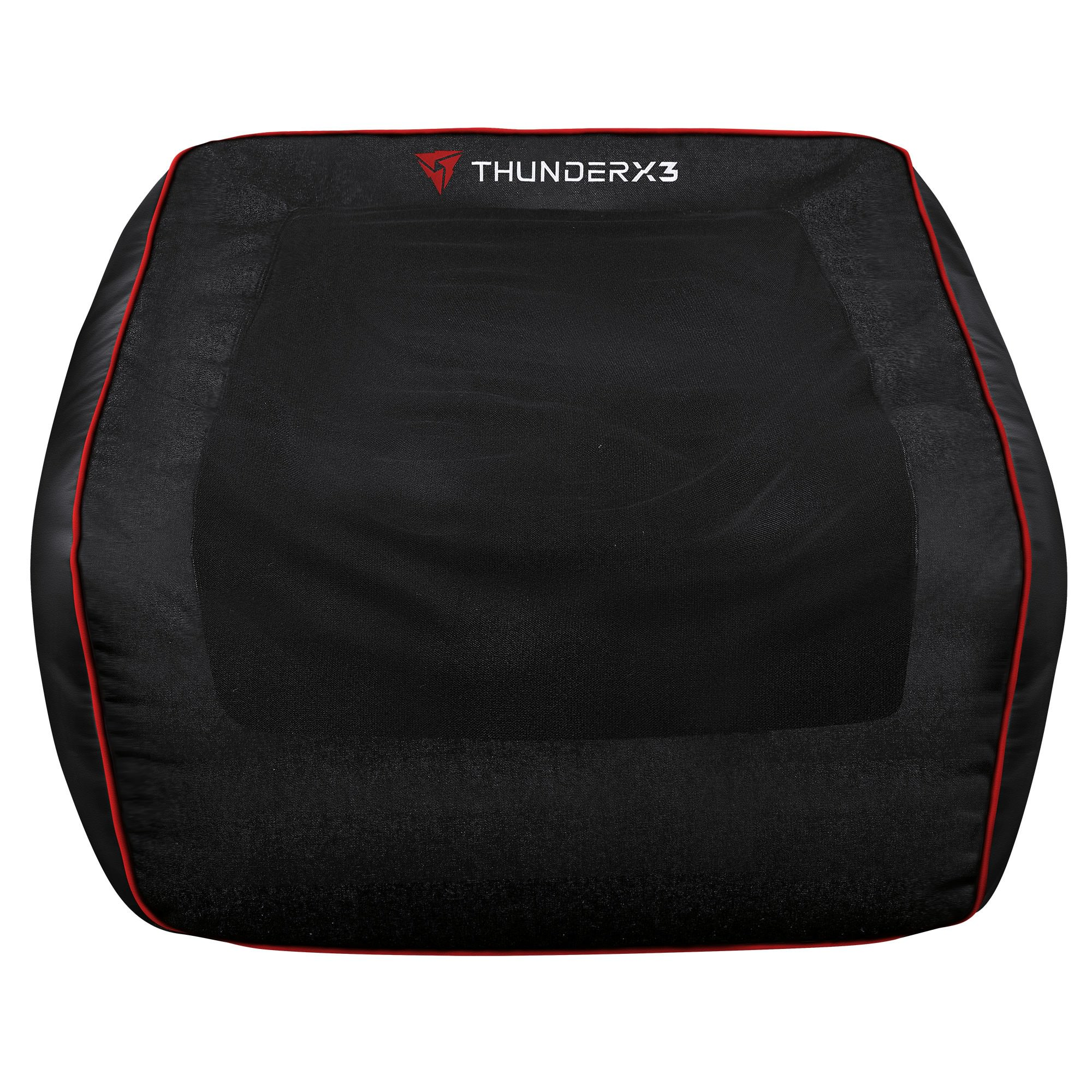 ThunderX3 DB5 Console Gaming Bean Bag Cover, Black / Red