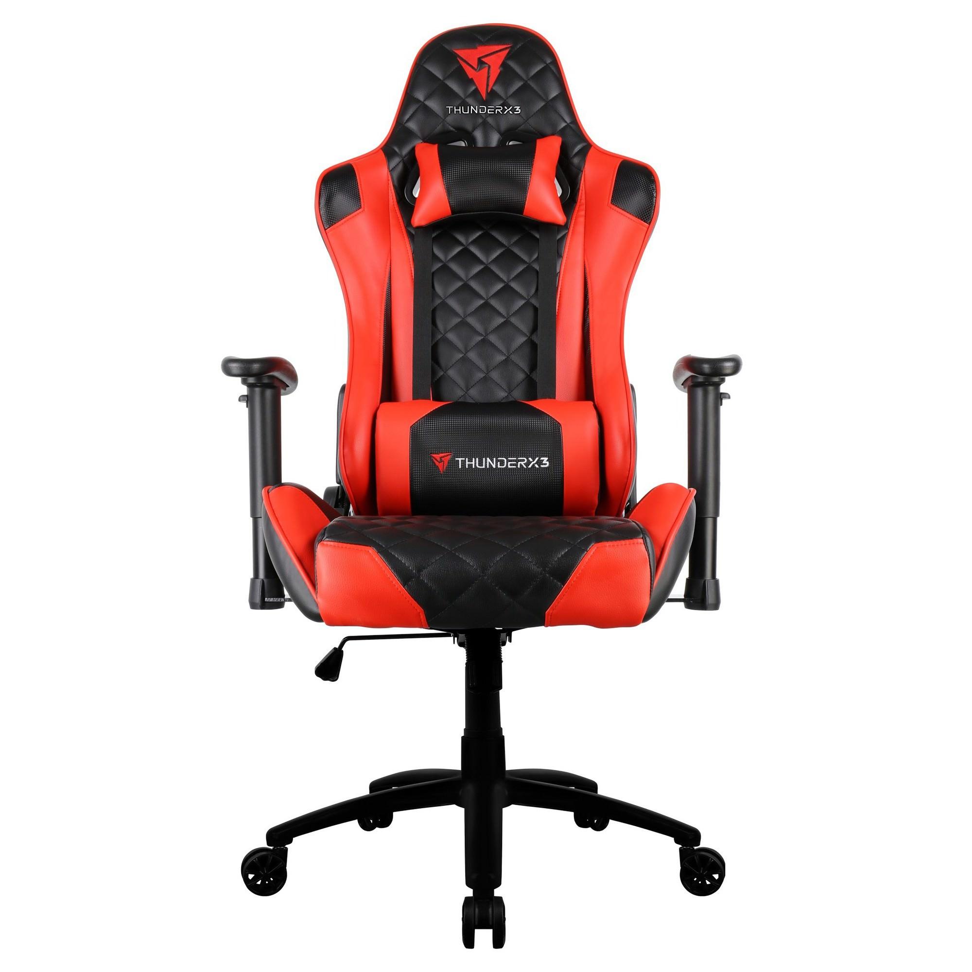ThunderX3 TGC12 Gaming Chair, Black / Red