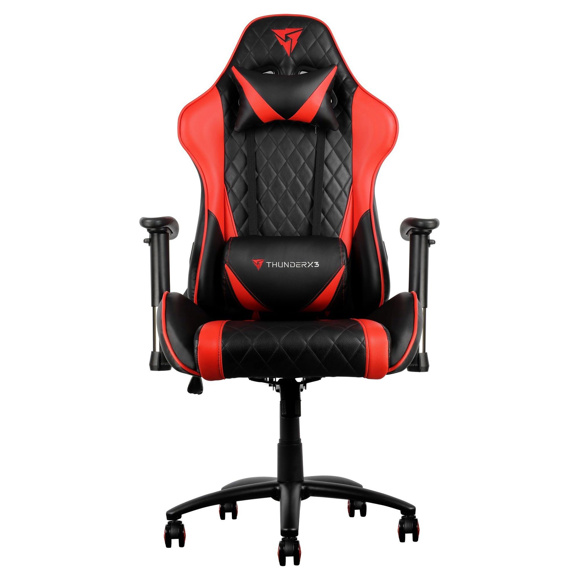 ThunderX3 TGC15 Gaming Chair, Black / Red