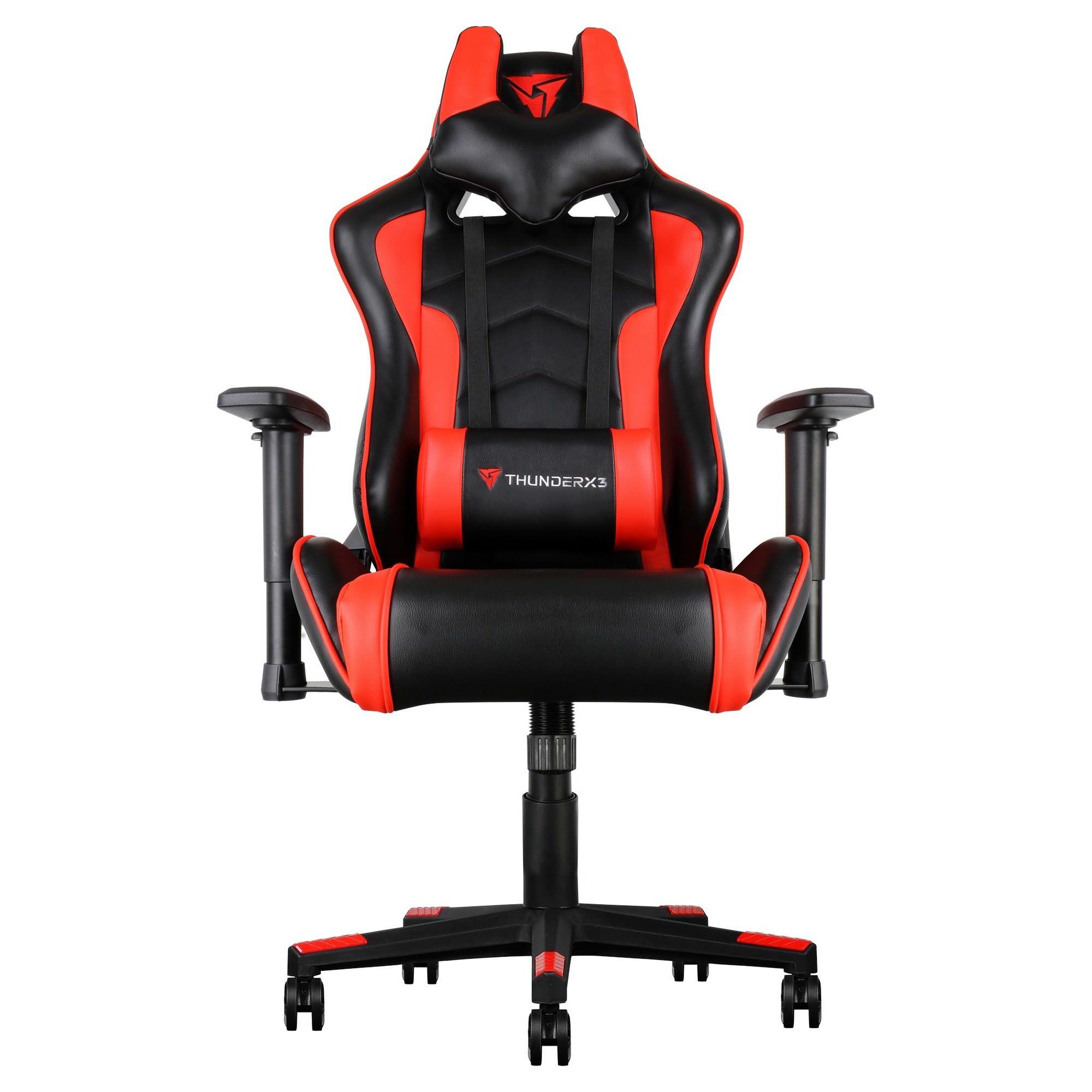 ThunderX3 TGC22 Gaming Chair, Black / Red