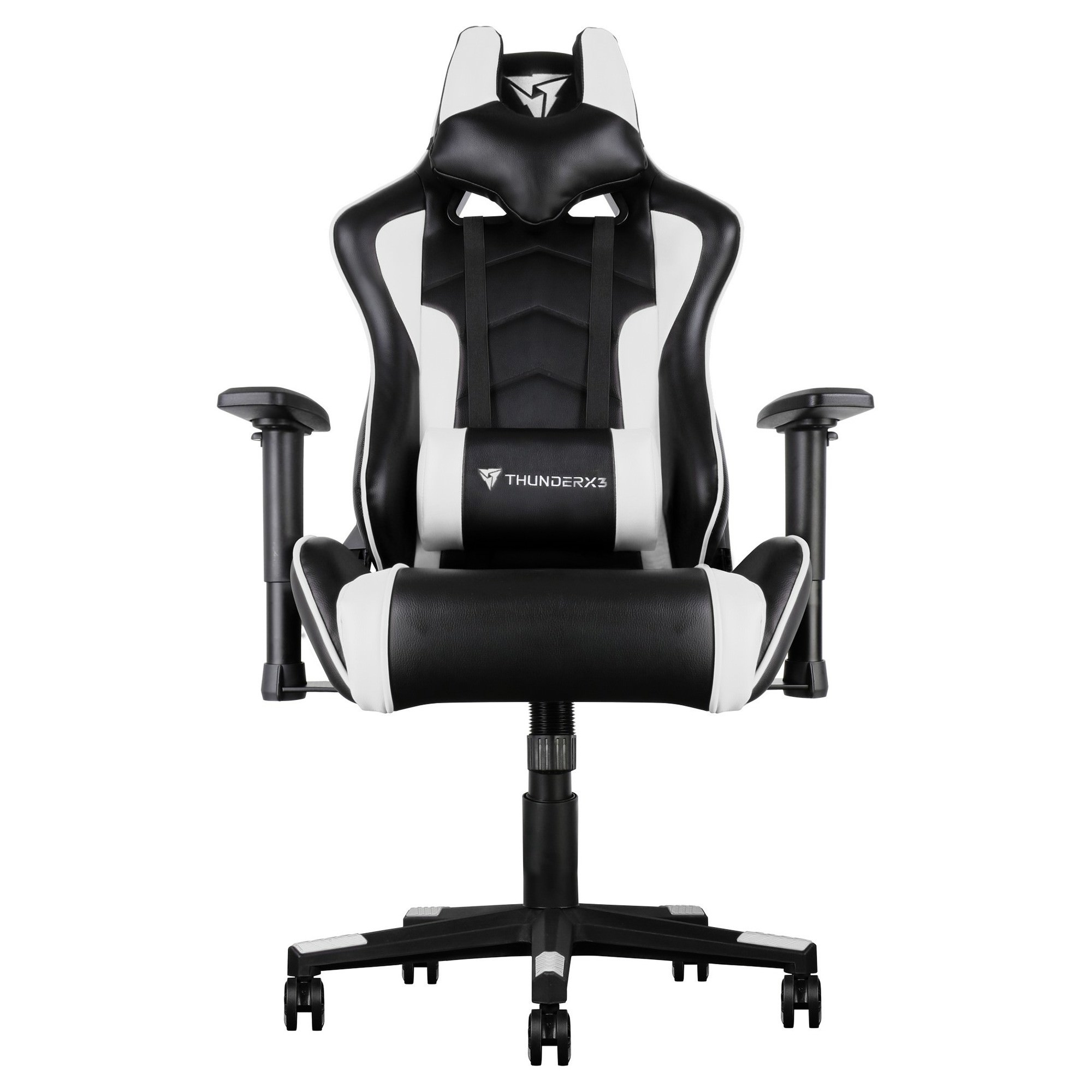 ThunderX3 TGC22 Gaming Chair, Black / White