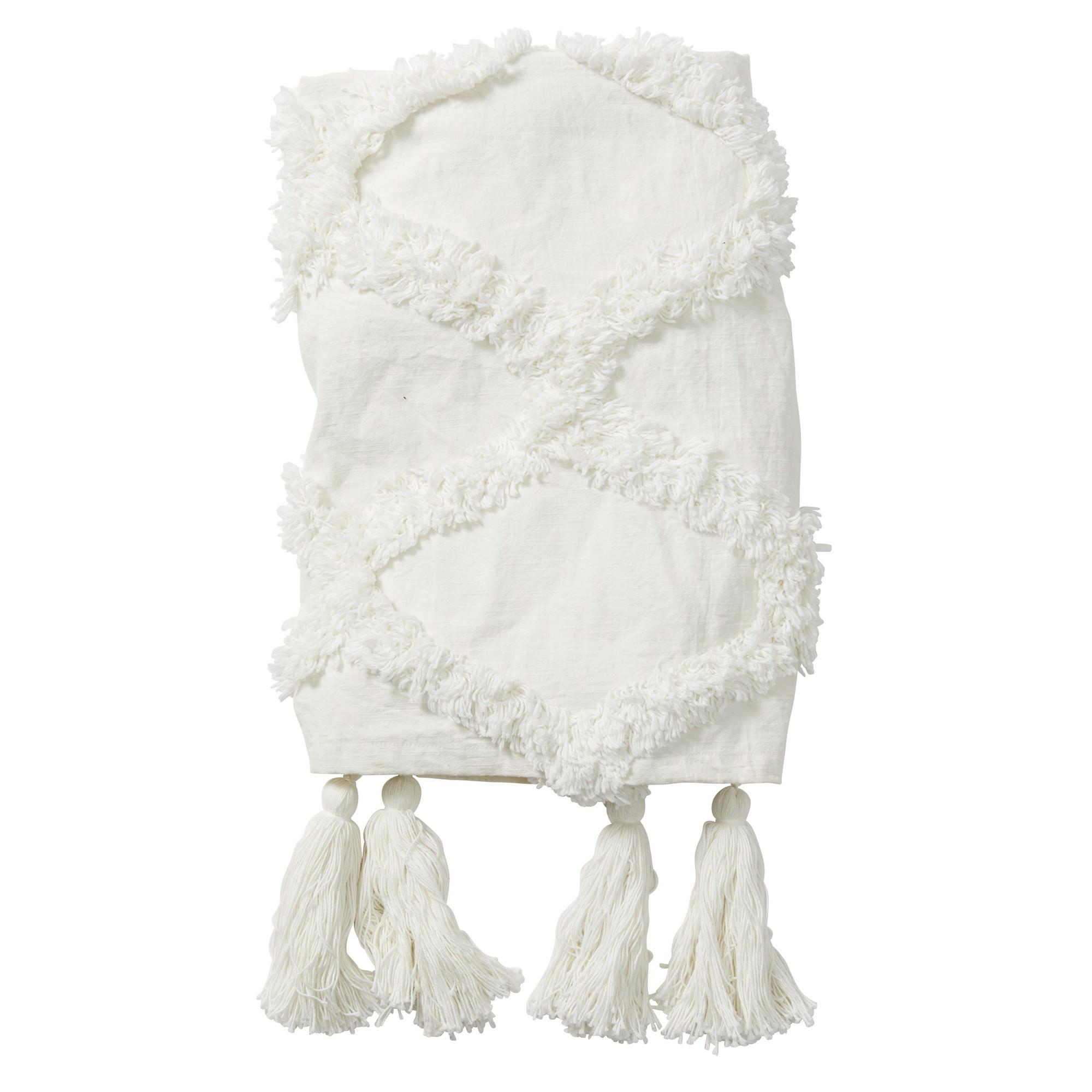 Shebah Cotton Throw, 150x125cm