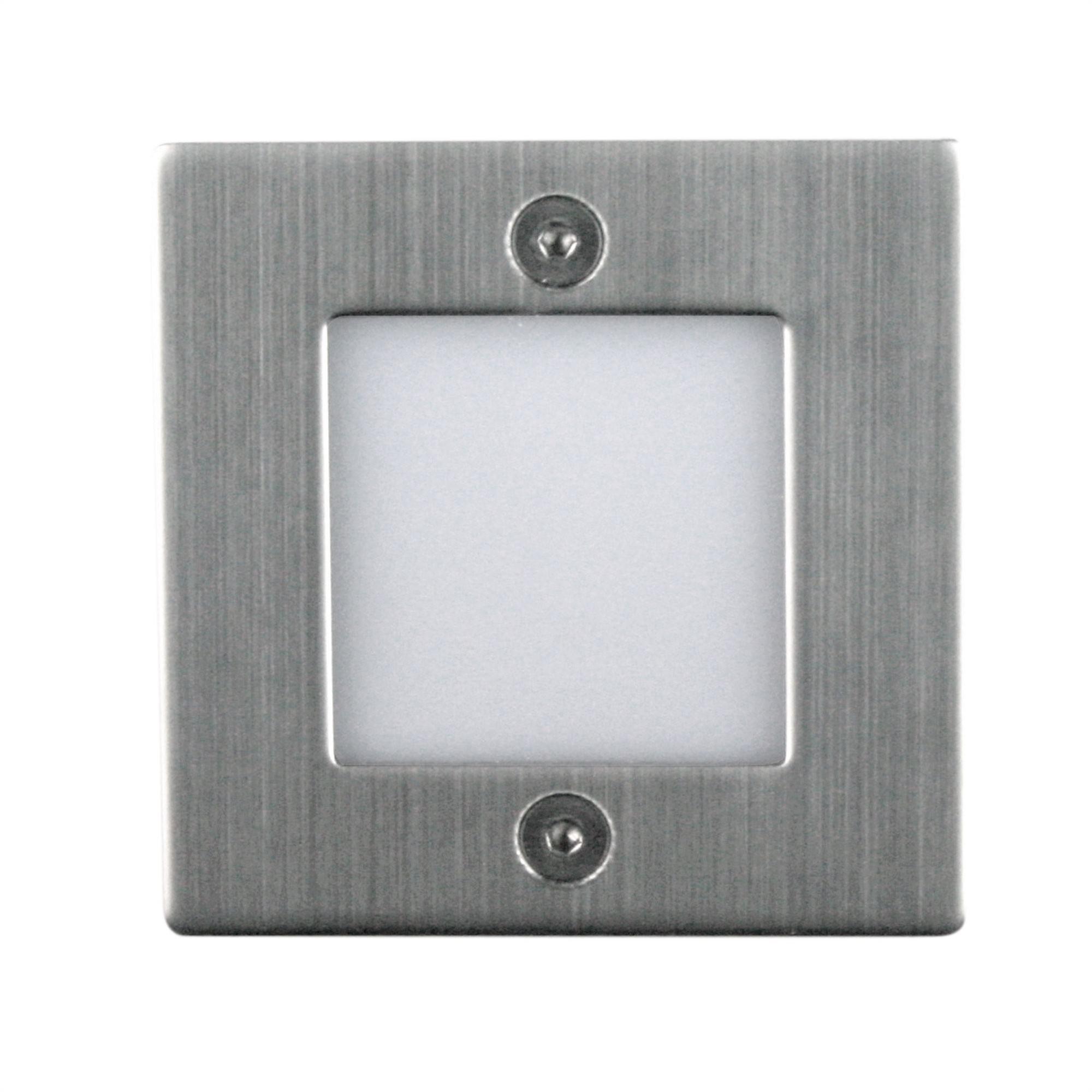 Bing IP54 Indoor / Outdoor LED Recessed Wall Light
