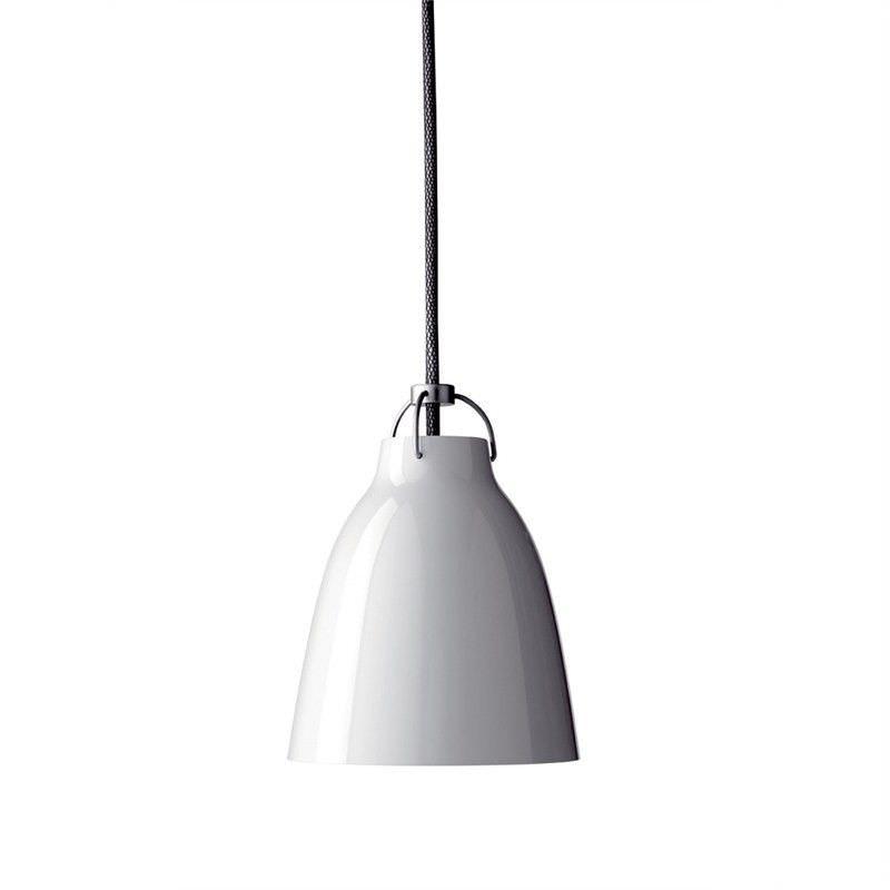 Replica Cecilie Manz Caravaggio Pendant Light - White