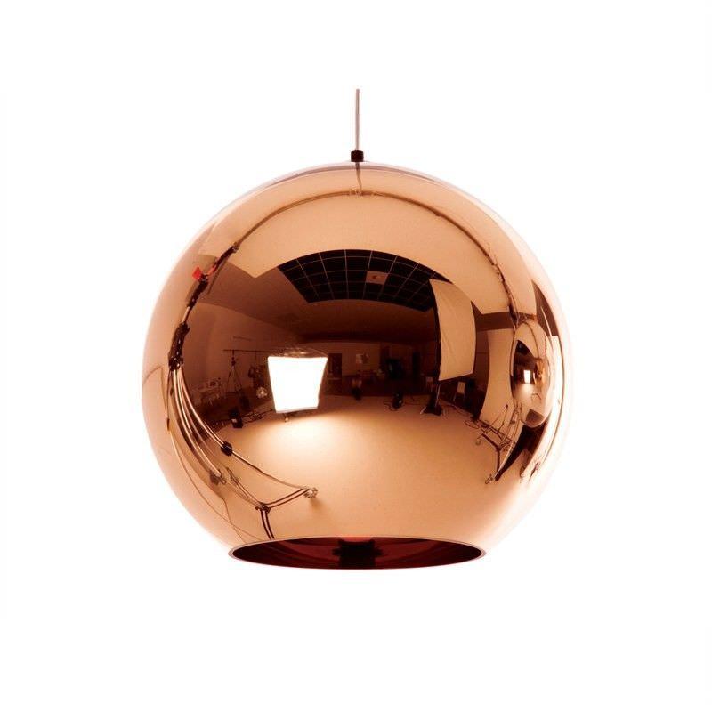 Replica Tom Dixon Copper Shade 40cm Pendant Light