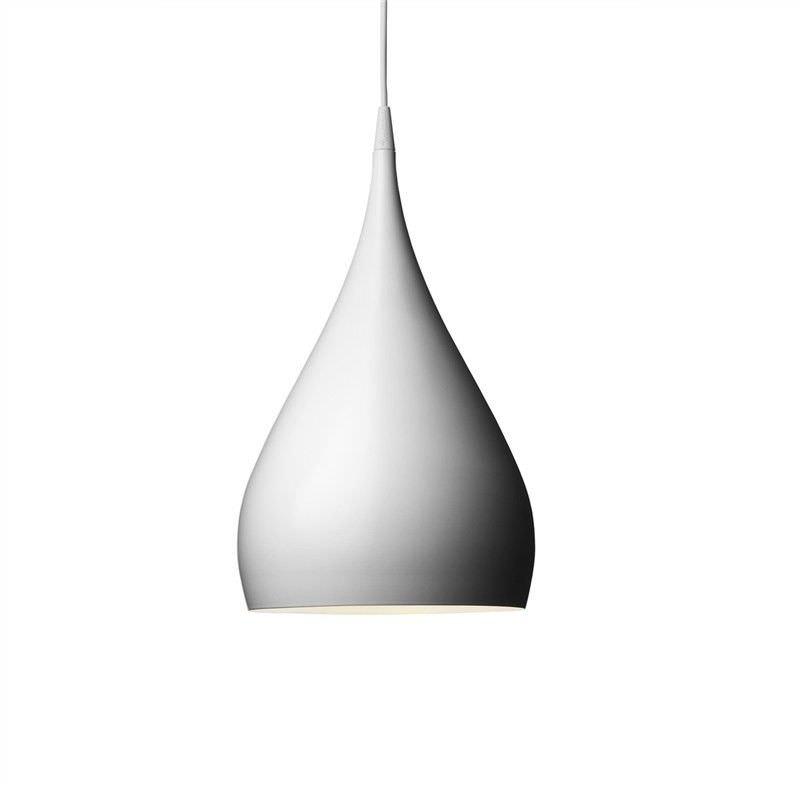 Replica Benjamin Hubert Spinning BH2 Tall Pendant Light - White