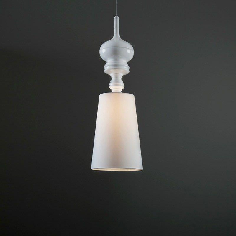 Replica Jaime Hayon Josephine T Small Pendant Light - White