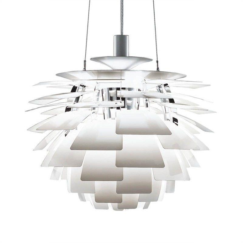 Replica PH Artichoke Medium Pendant Light - White