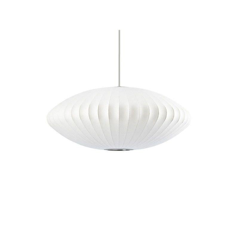 Replica George Nelson Saucer Shape Bubble Pendent Light - Large