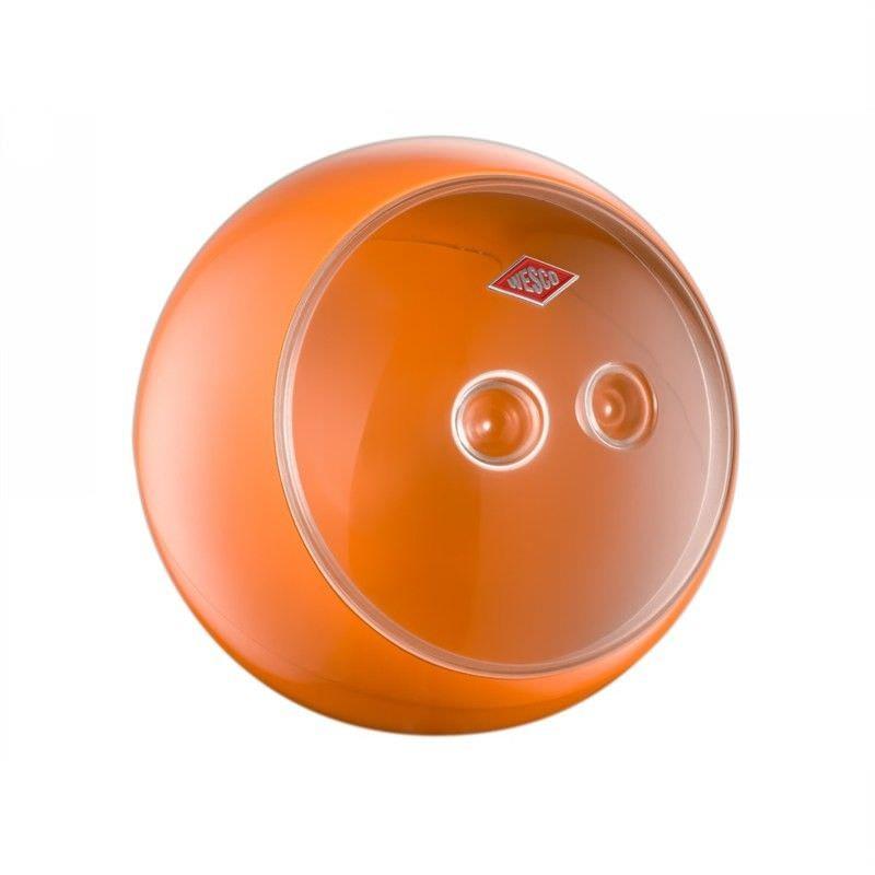 Wesco Spacy Ball Steel Storage Container - Orange