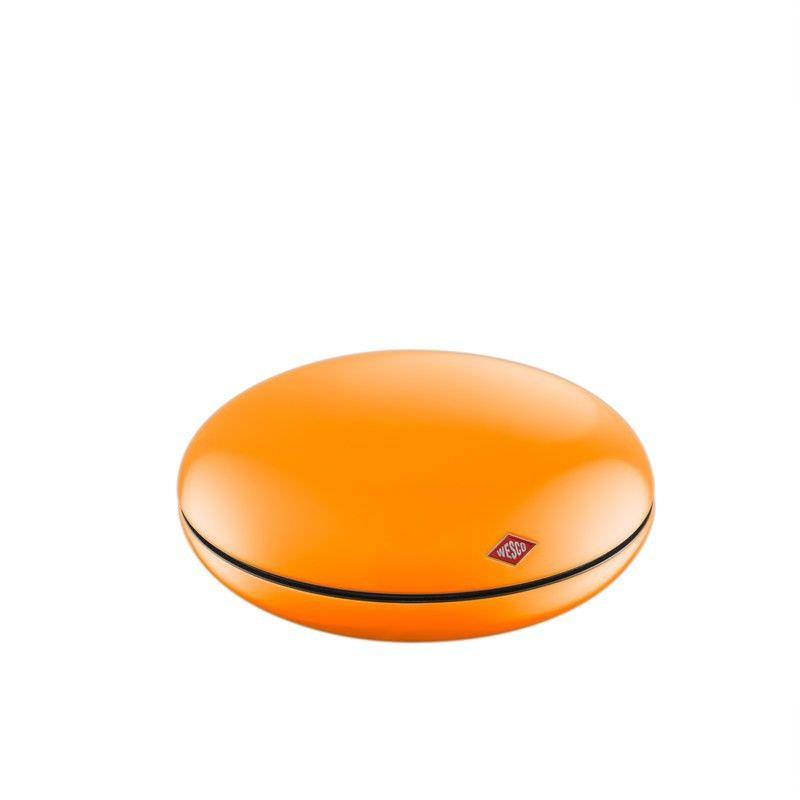 Wesco Peppy Can Steel Storage Box - Orange