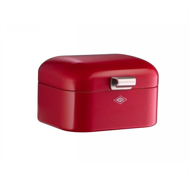 Wesco Mini Grandy Steel Storage Box - Red