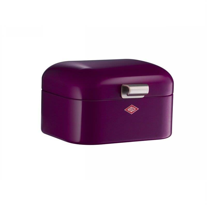 Wesco Mini Grandy Steel Storage Box - Lilac