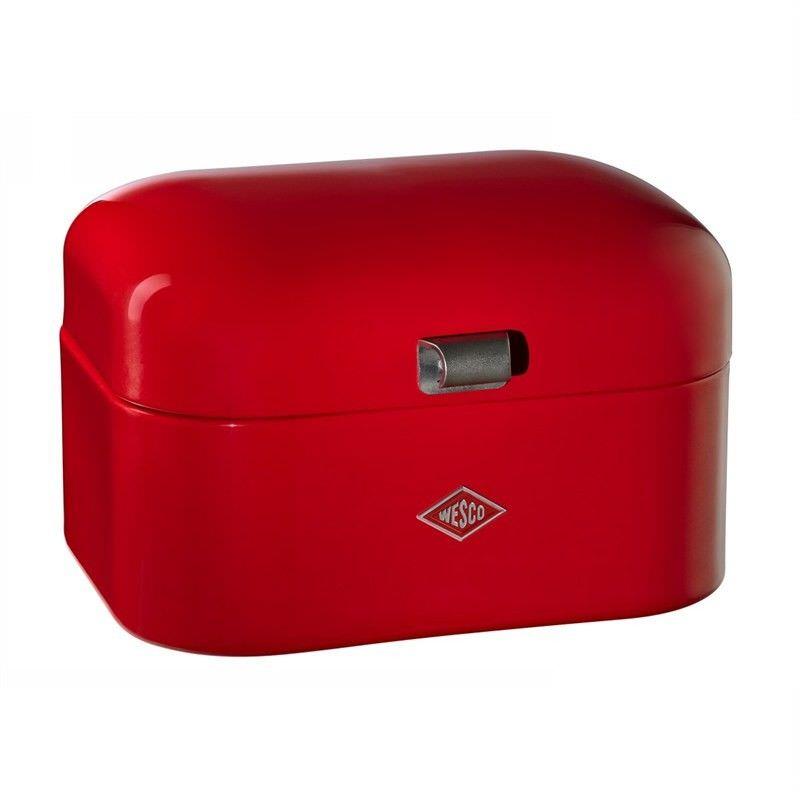 Wesco Single Grandy Steel Storage Box - Red