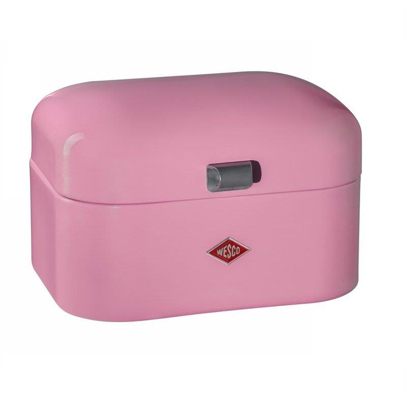 Wesco Single Grandy Steel Storage Box - Pink
