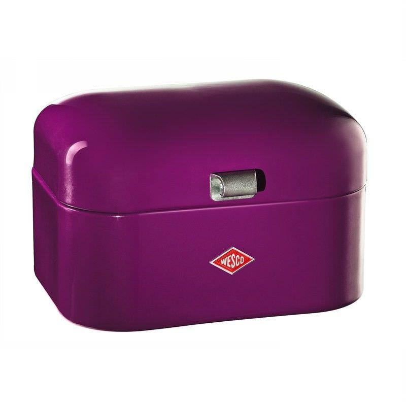 Wesco Single Grandy Steel Storage Box - Lilac