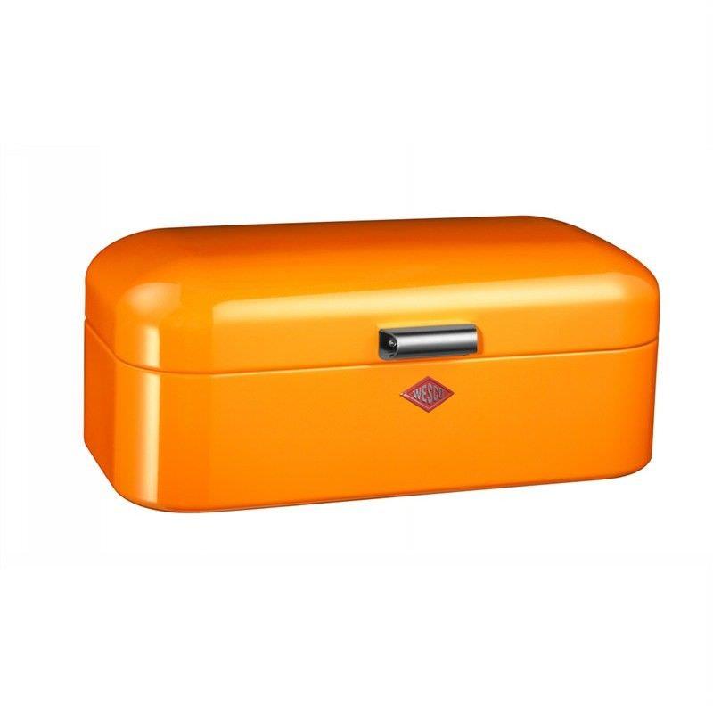 Wesco Grandy Steel Storage Box - Orange