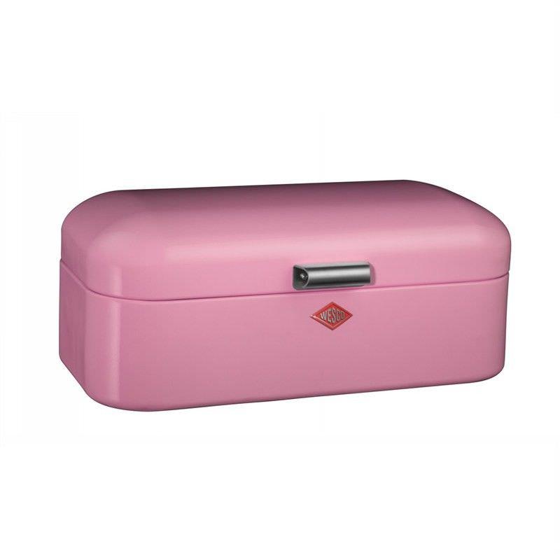 Wesco Grandy Steel Storage Box - Pink
