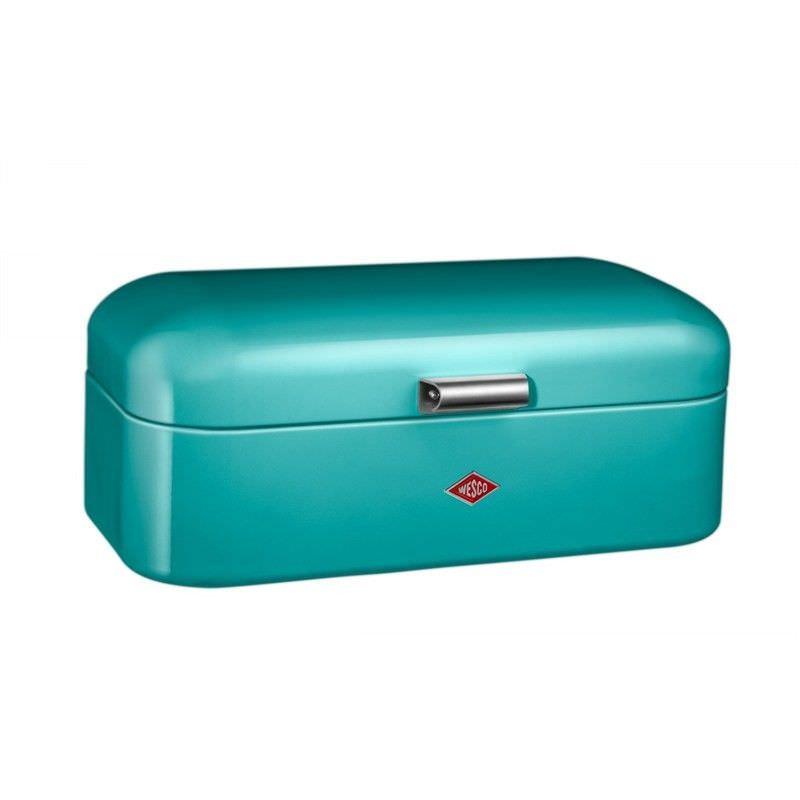 Wesco Grandy Steel Storage Box - Turquoise