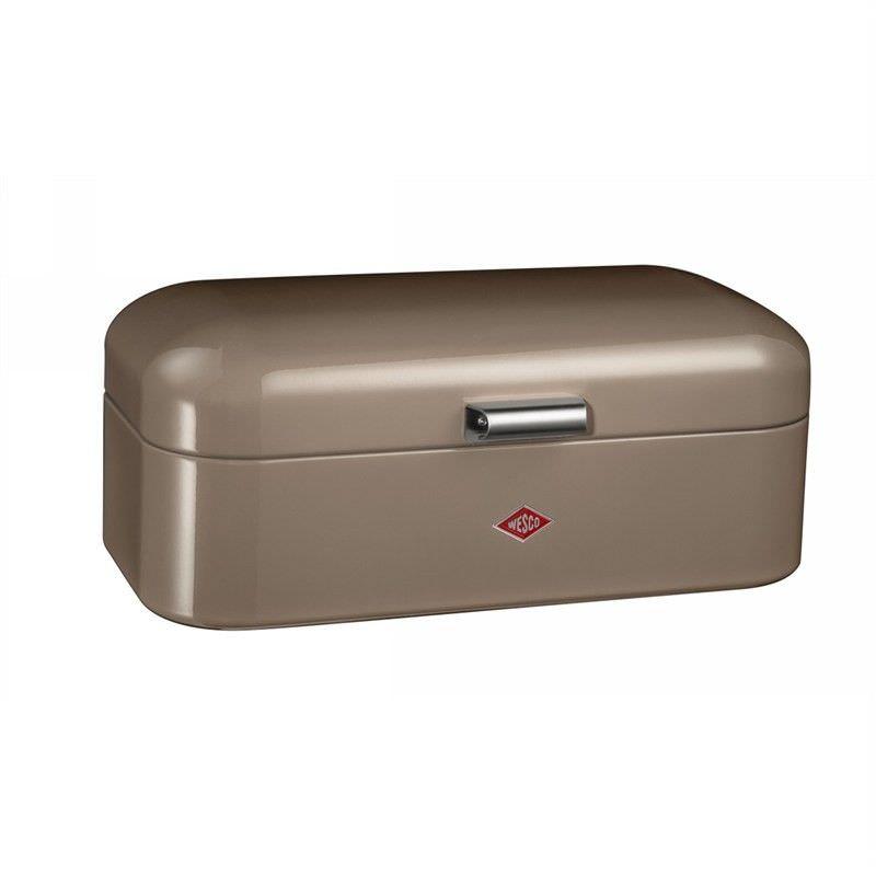 Wesco Grandy Steel Storage Box - Warm Grey