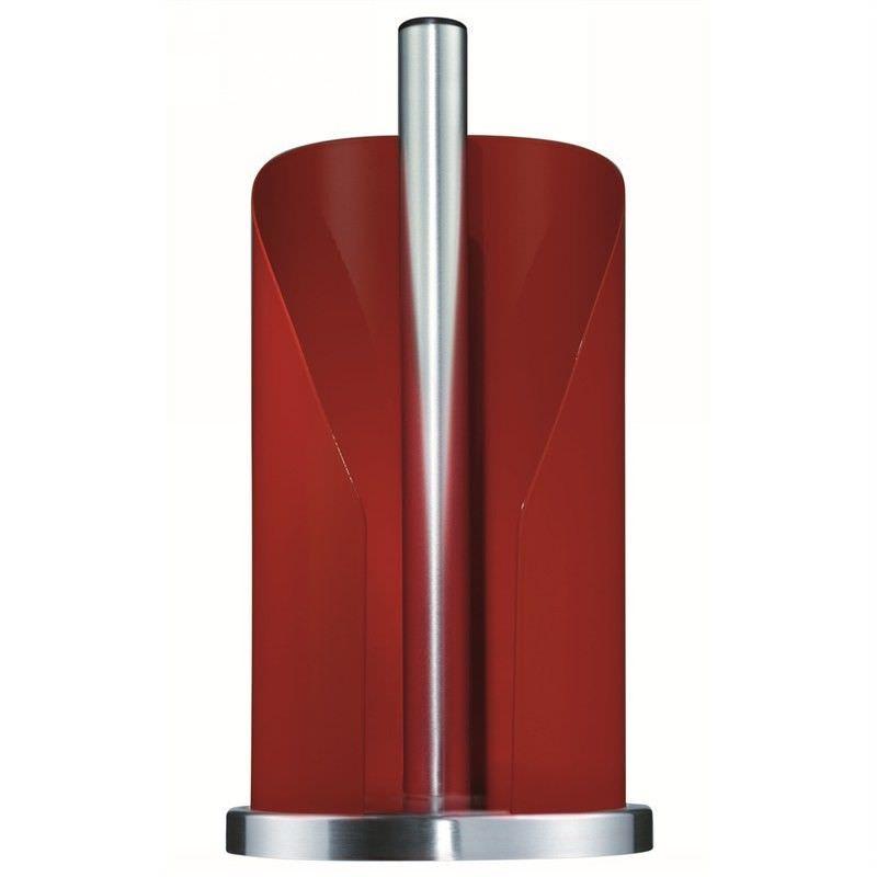 Wesco Steel Paper Roll Holder - Red