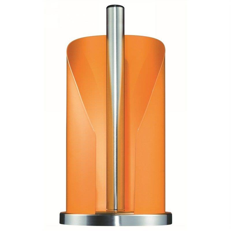 Wesco Steel Paper Roll Holder - Orange