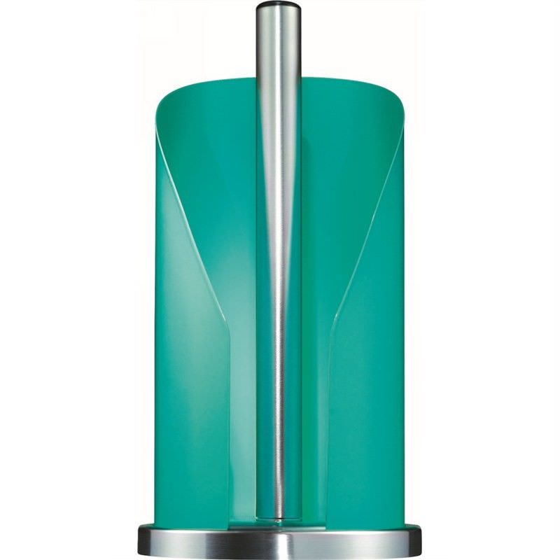 Wesco Steel Paper Roll Holder - Turquoise