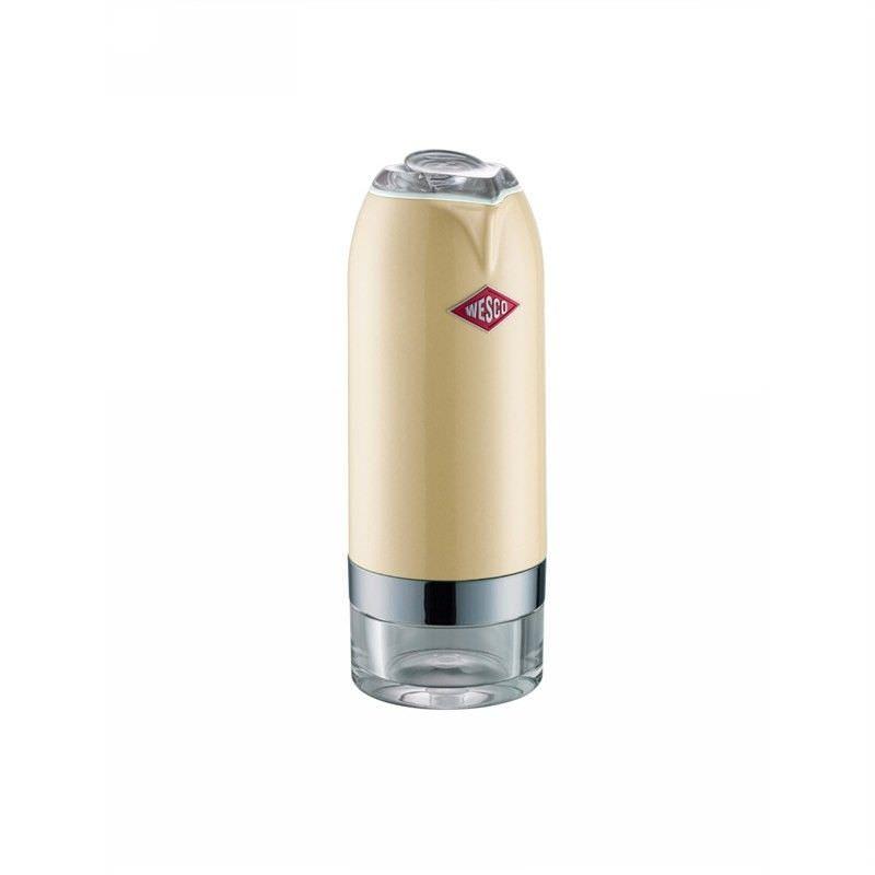 Wesco Aluminium Oil and Vinegar Dispenser - Almond