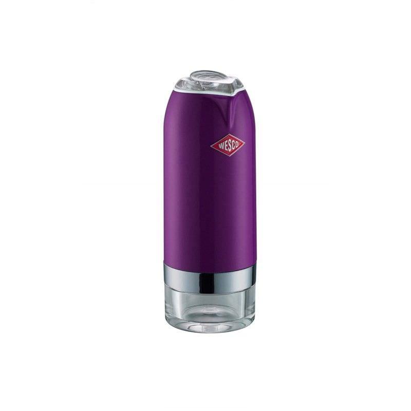 Wesco Aluminium Oil and Vinegar Dispenser - Lilac
