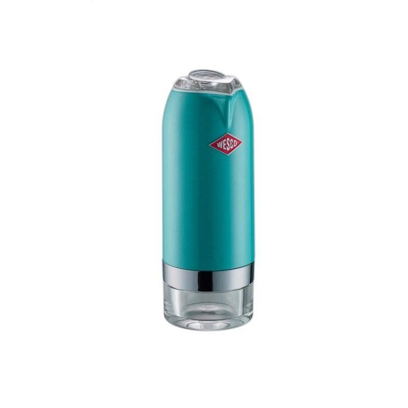 Wesco Aluminium Oil and Vinegar Dispenser - Turquoise