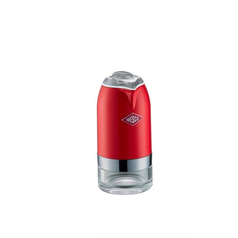 Wesco Aluminium Milk Jug - Red