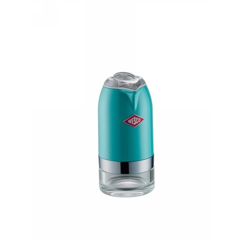 Wesco Aluminium Milk Jug - Turquoise