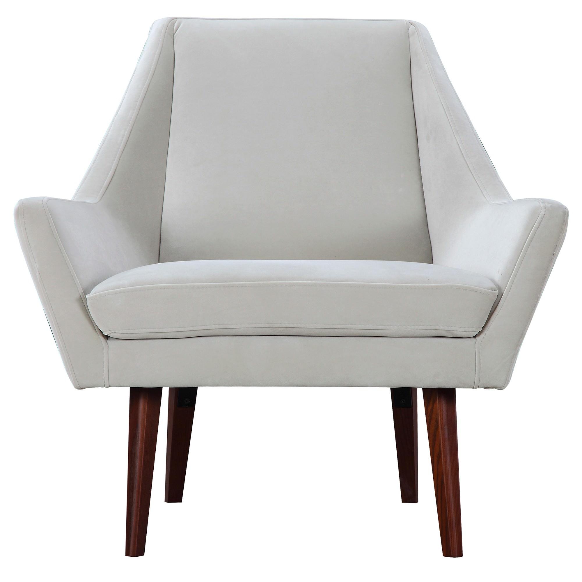 Olefy Fabric Armchair, Mink