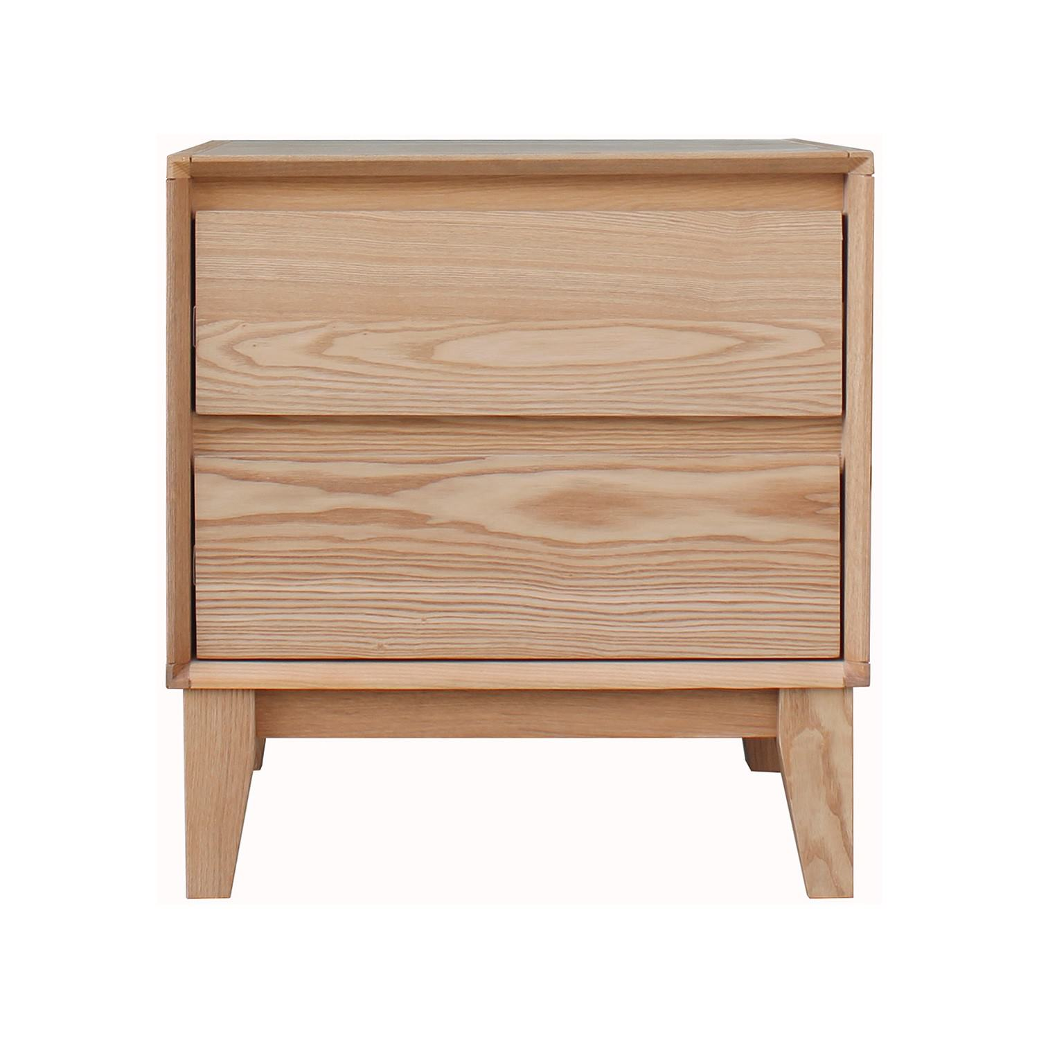Carnfney Timber Bedside Table