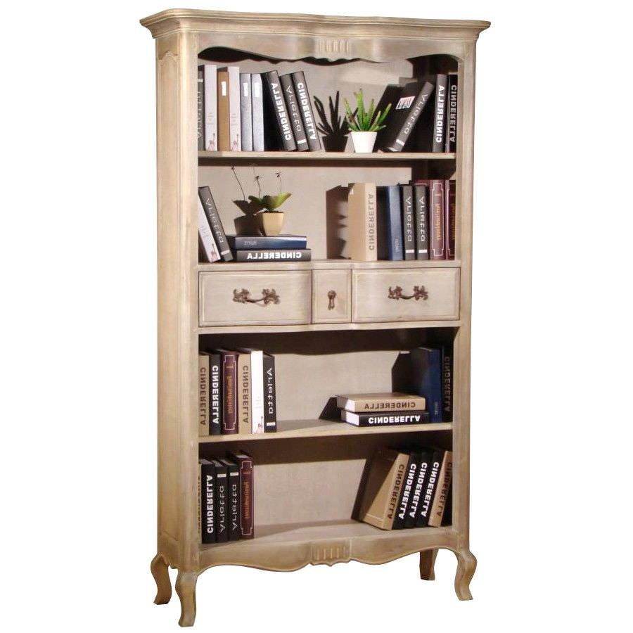 shelves doors birch library glass adjustable wavy bookcase antique curly shop bookcases