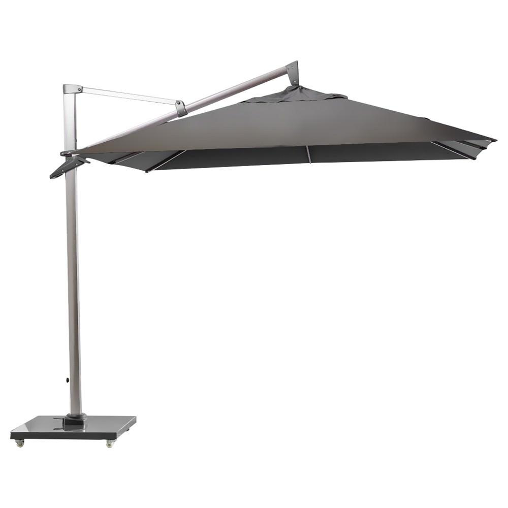 Mooney Outdoor Umbrella, Grey