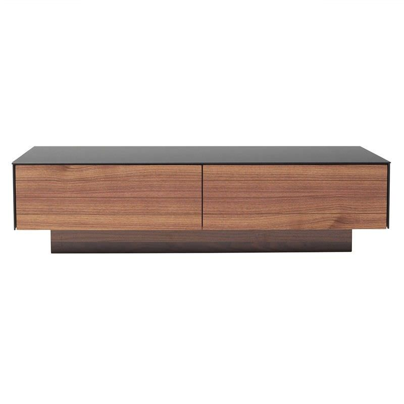 Vera Commercial Grade Glass Top Coffee Table