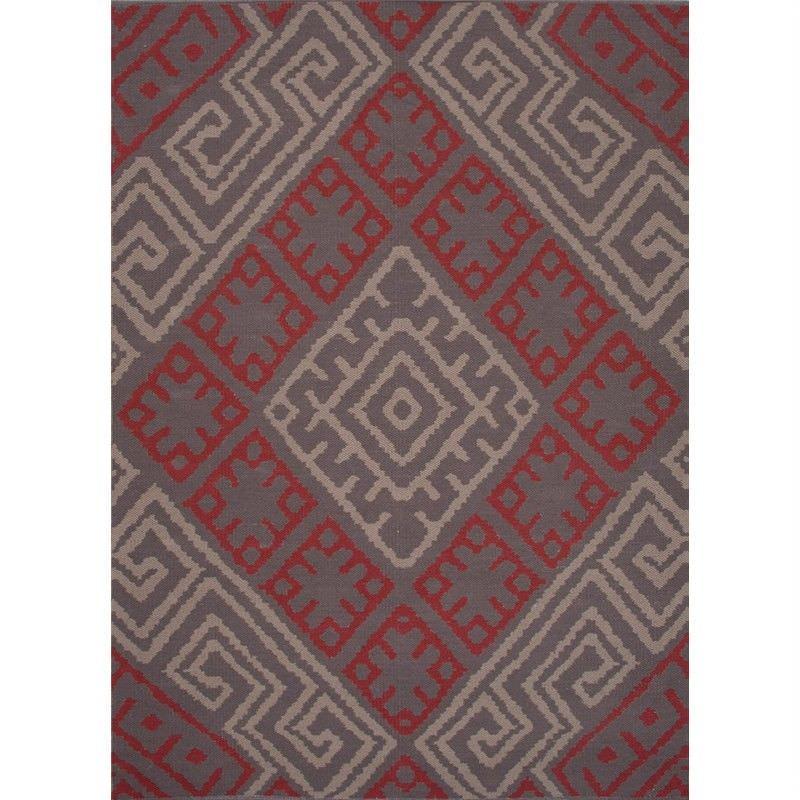 Artfield Flat Weave 152x244cm Cotton Rug