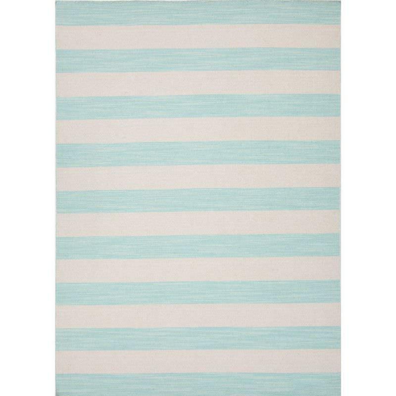 Harmon Handmade Flat Weave Wool Rug, 160x230cm