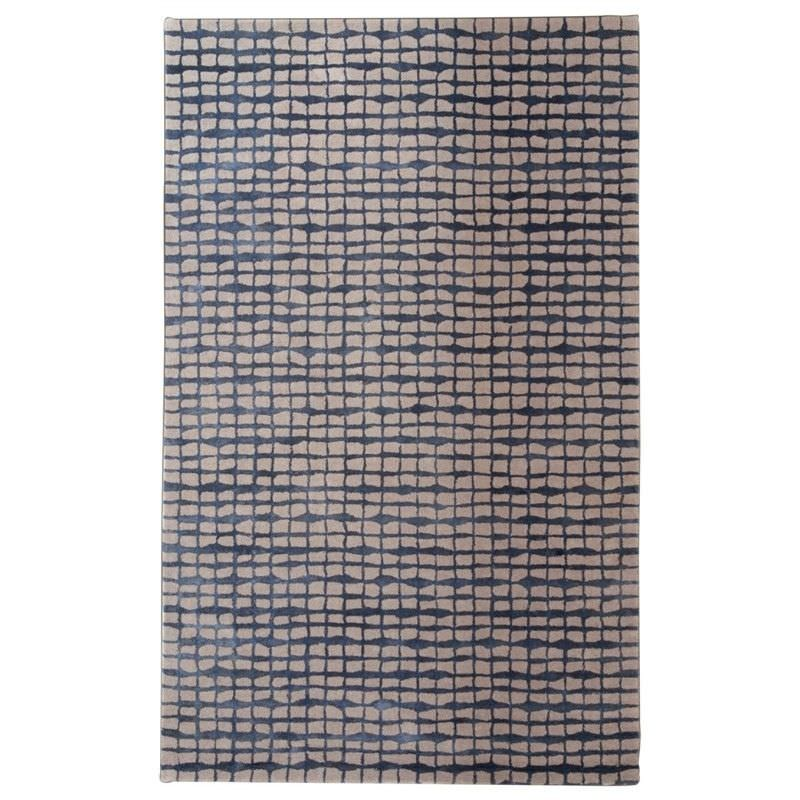 Akola 150x240cm Hand Tufted New Zealand Wool and Viscose Rug