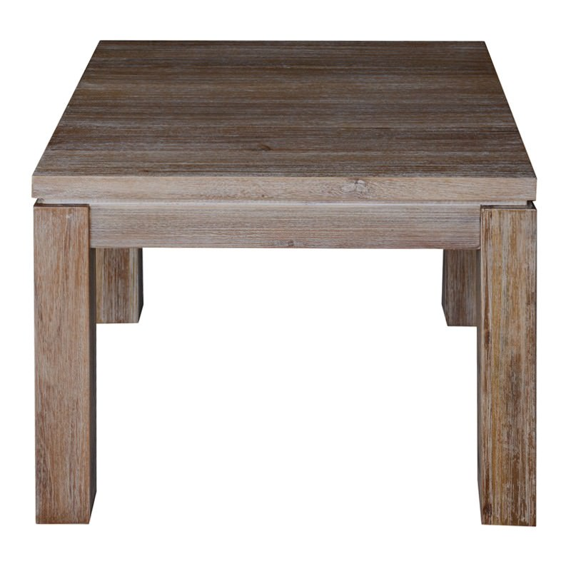 Altona Acacia Timber Lamp Table