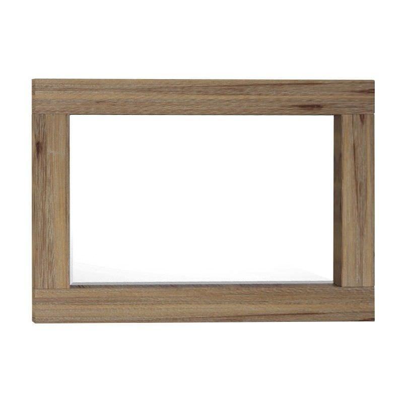 Horsens Solid Acacia Timber Frame 130cm Dressing Mirror