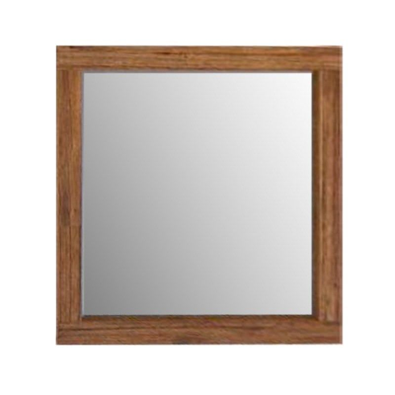 Ashton Mountain Ash Timber Mirror, 100cm