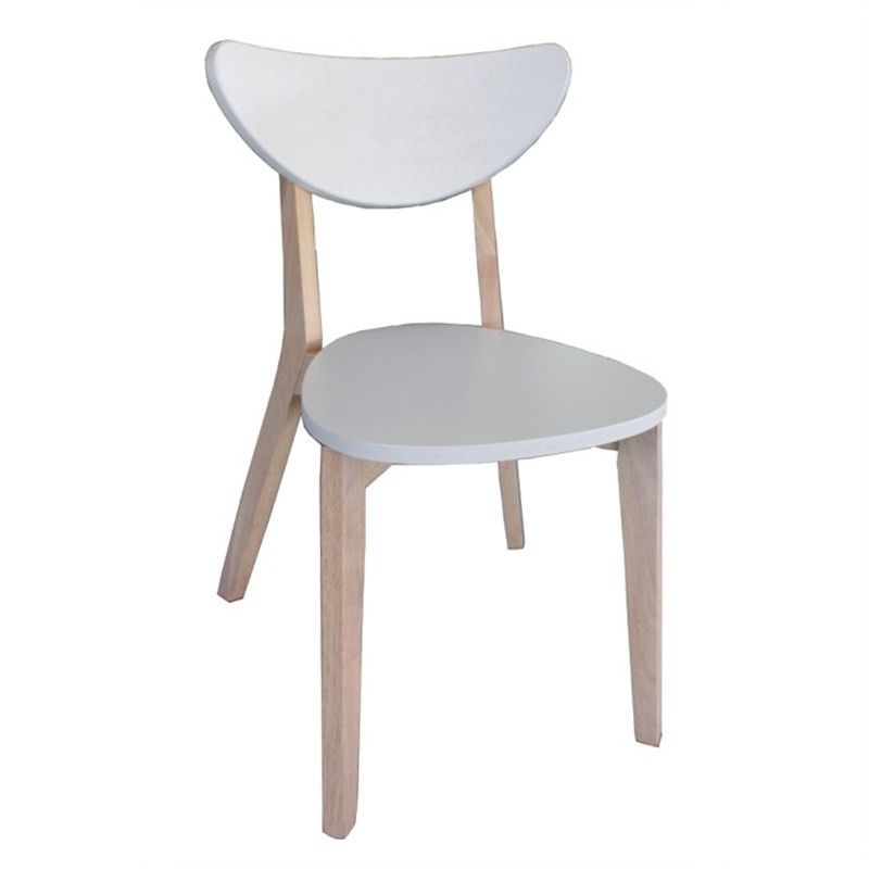 Kayla Wooden Dining Chair