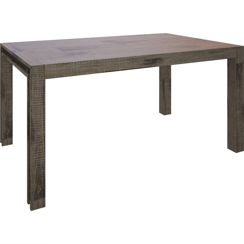 Pittsfield Acacia Timber Dining Table, 180cm